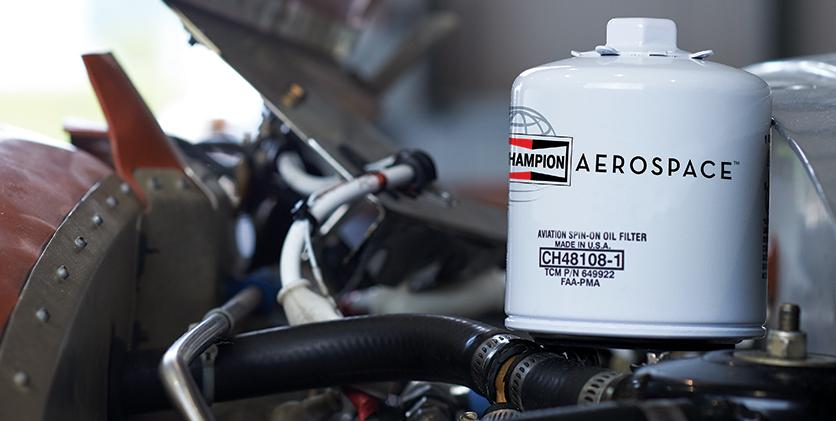 Oil Filters - Champion Aerospace